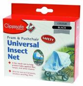 Clippasafe Universal Insect Net, Black