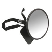 Diono Black Easy View Back Seat Mirror