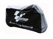 MOTOGP Rain Cover Black & Grey Large Fits bikes between 750 -1000CC