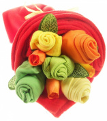 Traditional Baby Brights Clothes Bouquet