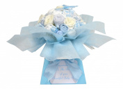 Baby Boy Clothing Bouquet Baby Shower Gift
