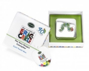 The Very Hungry Caterpillar Silver First Curl/Tooth Box