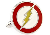 Lightening The Flash Cufflinks