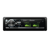 Pioneer DEH-X9600BT RDSCD RDS Tuner with Bluetooth, Mixtrax EZ for iPod/iPhone and Android control
