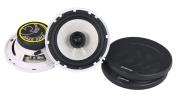 Bass Face SPL6.1 800W 17cm Coaxial Car Speakers Pair