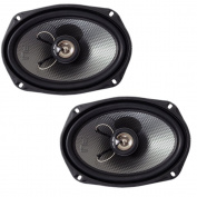 Fli Underground FU69 15cm x 23cm 270W Car Door/Shelf Speakers