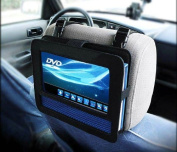 DBPOWER® For 9 / 24cm Portable DVD Player Car Headrest Mount / Holder for Swivel and Flip Style