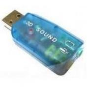 Dynamode USB-SOUNDCARD2.0 - USB SOUND CARD 2.0