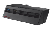 Trust 19866 GXT 215 Playstation 4 (PS4) USB Hub with 5 Extra Ports