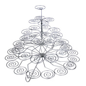 Hilly's Kitchen 41-Piece Cupcake Stand