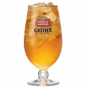 Stella Artois Cidre Chalice Goblet 590ml CE