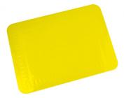 Tenura Yellow Non Slip Table Mat 25.5 x 18.5cm