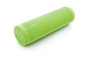 Escape Fitness Ultra Flex Hard Foam Roller - Green, 45.7 x 14.9 cm
