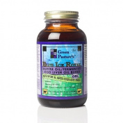 Green Pasture - Blue Ice Royal Butter Oil & Fermented Cod Liver Oil Blend - GEL - Chocolate - 240 ml