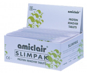 Amiclair Weekly Enzymatic Protein Remover Contact Lens Cleaning Tablets