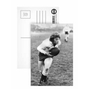 The England rugby team training at Twickenham - Postcard (Pack of 8) - 15cm x 10cm - Art247 Highest Quality - Standard Size - Pack Of 8