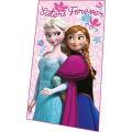 Disney - Frozen. WD07219. Pink polar blanket