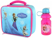 Disney's Frozen Lunch Bag & Water Drinks Bottle Combo! OFFICIAL Back to School Range