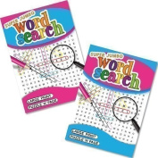 A4 Travel Jumbo Large Print Wordsearch Puzzle Book