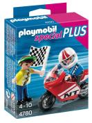 Playmobil 4780 Collectable Boys with Racing Bike