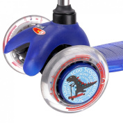 Scootersaurus Micro Scooter Wheel Whizzers for Mini & Maxi Scooters
