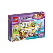 LEGO Friends Stephanie Beach House 41037
