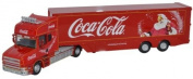 Oxford Diecast Coca-Cola Christmas Tour Truck