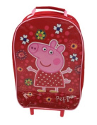 Peppa Pig Tropical Paradise Wheeled Bag