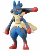 Takara Tomy Pokemon Monster Collection SP-10 Mega Lucario
