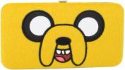 Adventure Time Jake Face Hinge Wallet