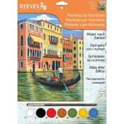 Reeves Medium Painting By Numbers - Venice