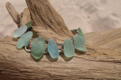 Shades of the Ocean Sea Glass Bracelet