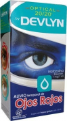 Devlyn Optical 20/20 Ojos Rojos Red Eye Relief Drops Gotas 15ml