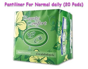Beauty Comfort Sanitary Napkin Herbs Fresh Smell Unpleasant, Made From Herbs Which Helps Prevent Infection. The Cause of Vaginal Discharge , the Soothing Gel Helps in Absorption Capacity , Reduce Menstrual Pain , Itchy Vagina , and Made From 100% Natur ..
