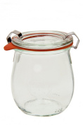 Weck 762 Jelly Jar - 1/5 Litre, Set of 6