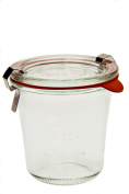 Weck 900 Tall Mould Jar - 1/5 Litre, Set of 6