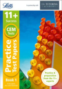 11+ Practice Test Papers (Get test-ready) Book 1, inc. Audio Download