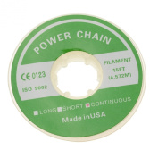 AZDENT Dental Orthodontic Power Elastic Chain- Continuous Size
