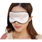 eYourlife2012 100% Pure Silk Fill Eye Mask Sleeping Mask Sleep Eyepatch Blinder