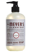Mrs. Meyer's Clean Day Hand Soap Liquid, 12.5-Fluid Ounce Bottles (Pack of 6),6,Lavender