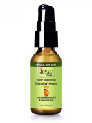 Best Organic Vitamin C Serum 20 for Face with Hyaluronic Acid - Super Brightening Vitamin C 20 % Serum by Joyal Beauty.The Most Effective and Stabilised Vitamin C (STAY-C® 50) 20% + Vegan Hyaluronic Acid 11%+ Vitamin E + Ferulic Acid+Witch Hazel. MULT ..