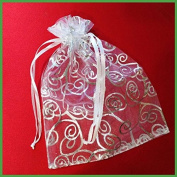50 Organza Gift Bags