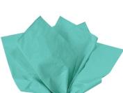 Caribbean Teal Tissue Paper 50cm X 80cm - 48 Sheet Pack