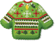 Wilton Industries 2105-0062 Christmas Ugly Sweater Non-Stick Cake Pan