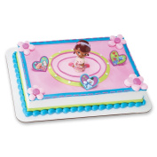 Decopac Doc McStuffins Doc and Lambie DecoSet Cake Topper