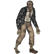 Beistle Jointed Zombie Figurine for Party, 1.8m