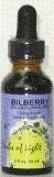Bilberry Herbs of Light 30ml Liquid