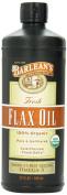 Barlean's Organic Oils Fresh Flax Oil, 950ml Bottle