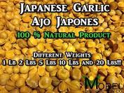 Japanese Garlic (Ajo Japones) 100% Natural!! Different Weights (0.5kg, 0.5kg, 0.5kg, 0.5kg, and 0.5kg)