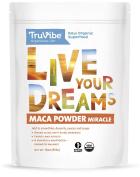 Truvibe Maca Powder Organic, 470ml
